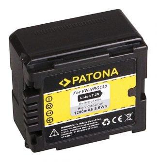 Acumulator tip Panasonic VW-VBG130 VW VBG130